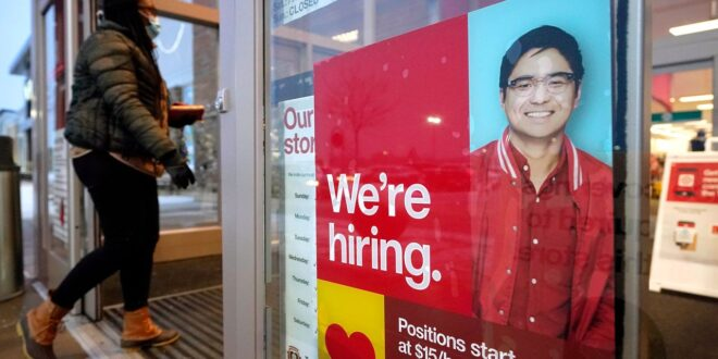 February Hiring Sets Up Stronger Spring Recovery