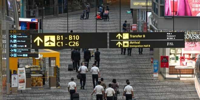 Singapore hasn't given up on travel bubble with Hong Kong: Minister