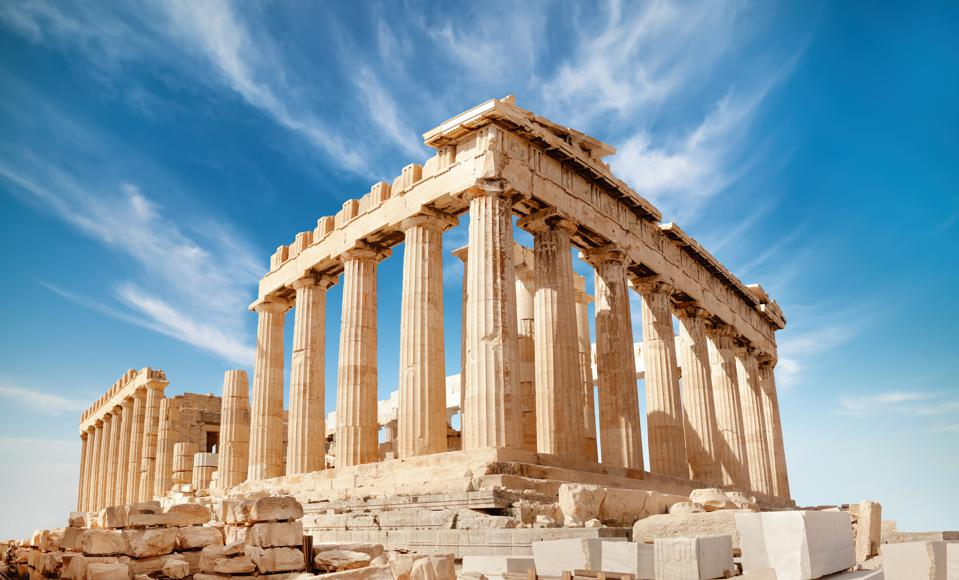 Athens, the capital of Greece