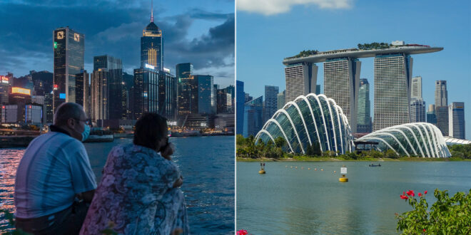 Singapore-Hong Kong air travel bubble will relaunch 26 May