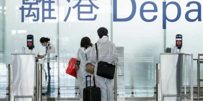 Hong Kong-Singapore Travel Bubble Said to Start on May 26