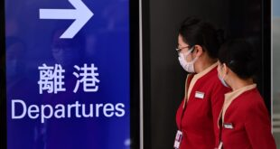 Hong Kong and Singapore to start long-delayed travel bubble next month