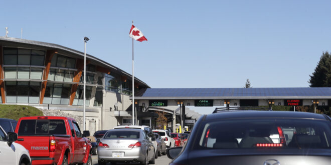 Vaccinated Americans Will Soon Be Able To Travel To Canada : NPR