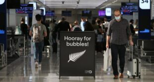 New Zealand-Australia travel bubble bursts as Covid infections rise in Australia